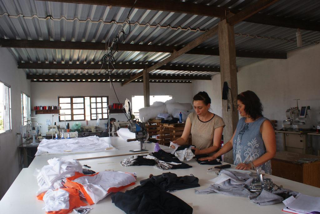 Maria da Conceição precisava de um empréstimo de 4 mil reaispara reformar a Parça Progresso, uma confecção de roupas no Capão Redondo.