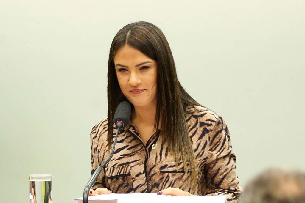 A deputada Bruna Furlan (PSDB/SP) relatou o projeto de lei que regulamentou a criação de fundos patrimoniais no Brasil. Foto: Marcelo Camargo/Agência Brasil.